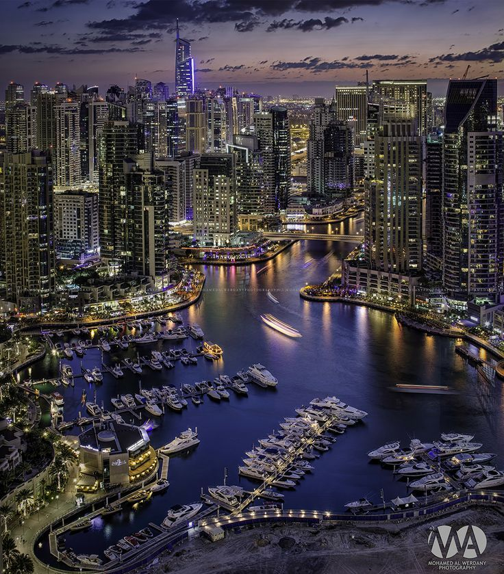 DUBAI, UAE  #dubai #uae #marina