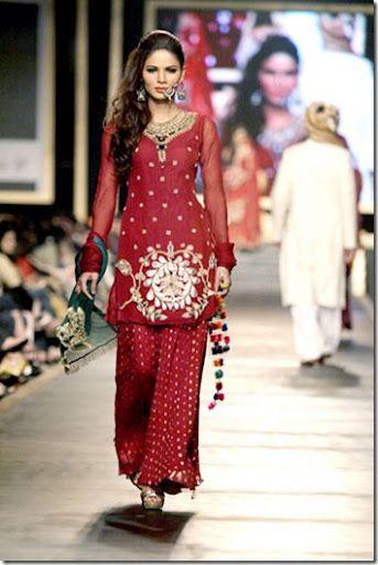 Pakistani Woman Fashion!