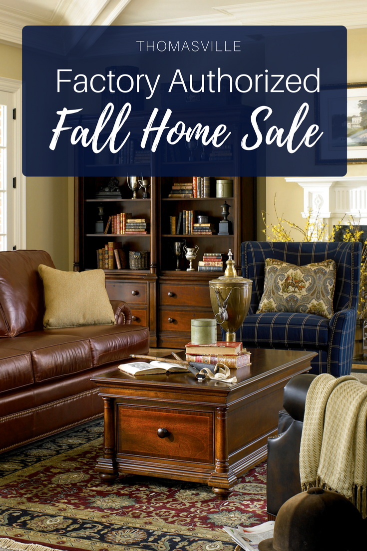 It's your final few days to save on Thomasville Furniture