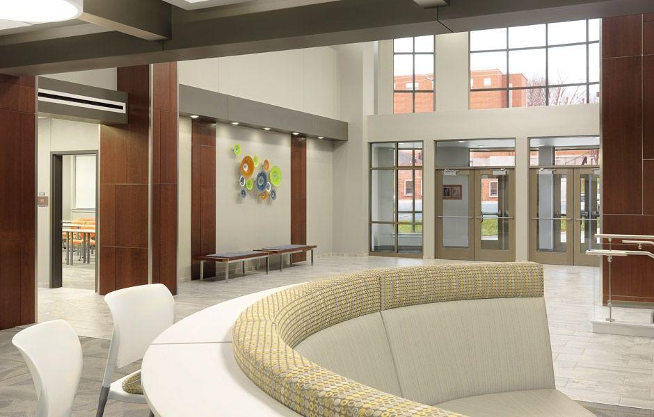 Central methodist university thogmorton center for