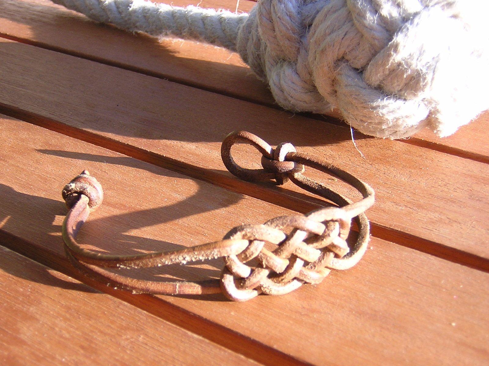 Fabriquer collier homme bijoux la mode - Fabriquer porte collier ...