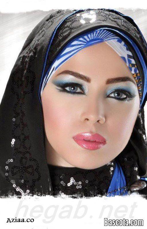 صور لفات طرح لفات طرح سوارية صور لفات طرح اشيك لفات طرح Hijab Fashion Beauty Face Beauty