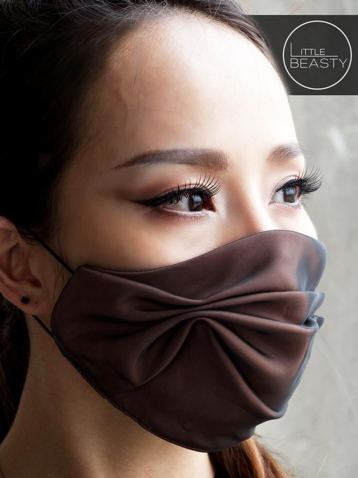 Photo of Laceover Bow Designer Mask