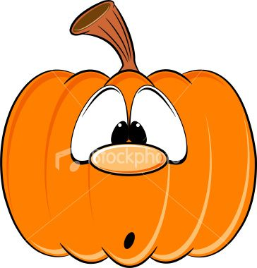 Cute cartoon pumpkin pictures search for stock photos for Funny pumpkin drawings