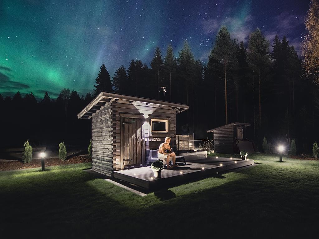 Muorin sauna, 10