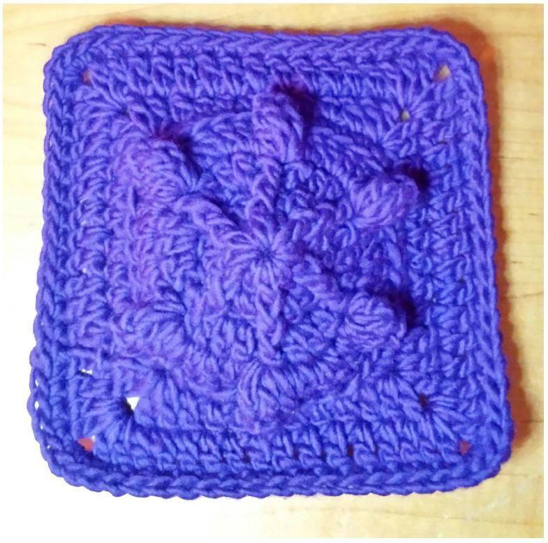 Star Power Granny Square Crochet Pattern Crochet ...