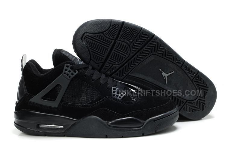 a29e8535f4a Men's Air Jordan 4 Retro Suede Leather 201 in 2019 | Nike Air Jordan ...