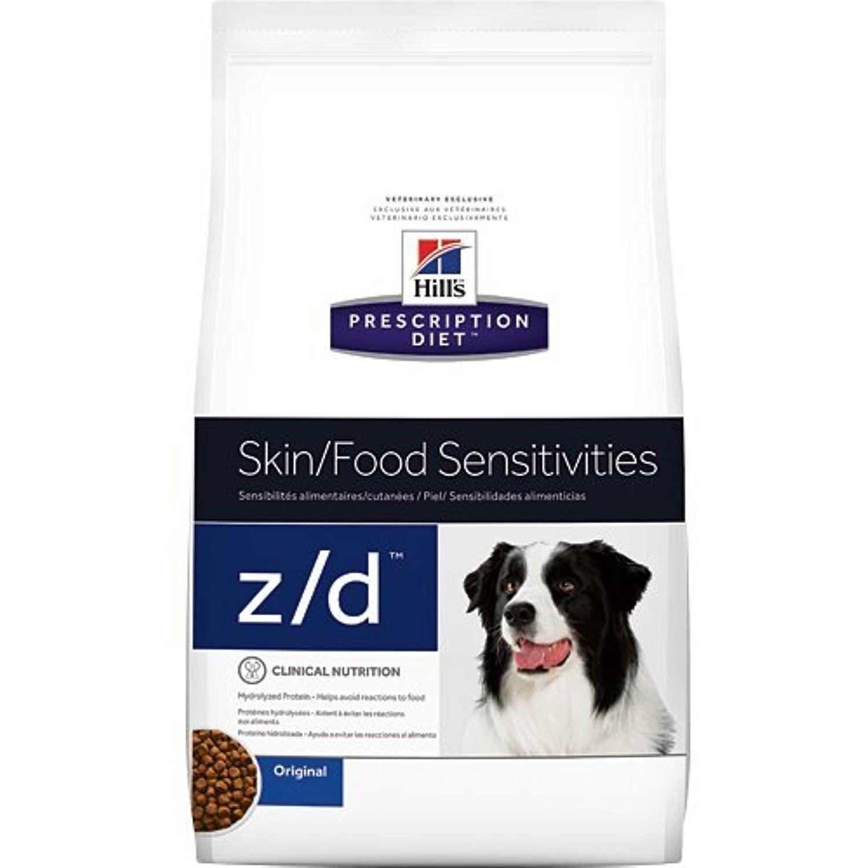 Hills Z/D ULTRA AllergenFree Dog Food 8 lb You can