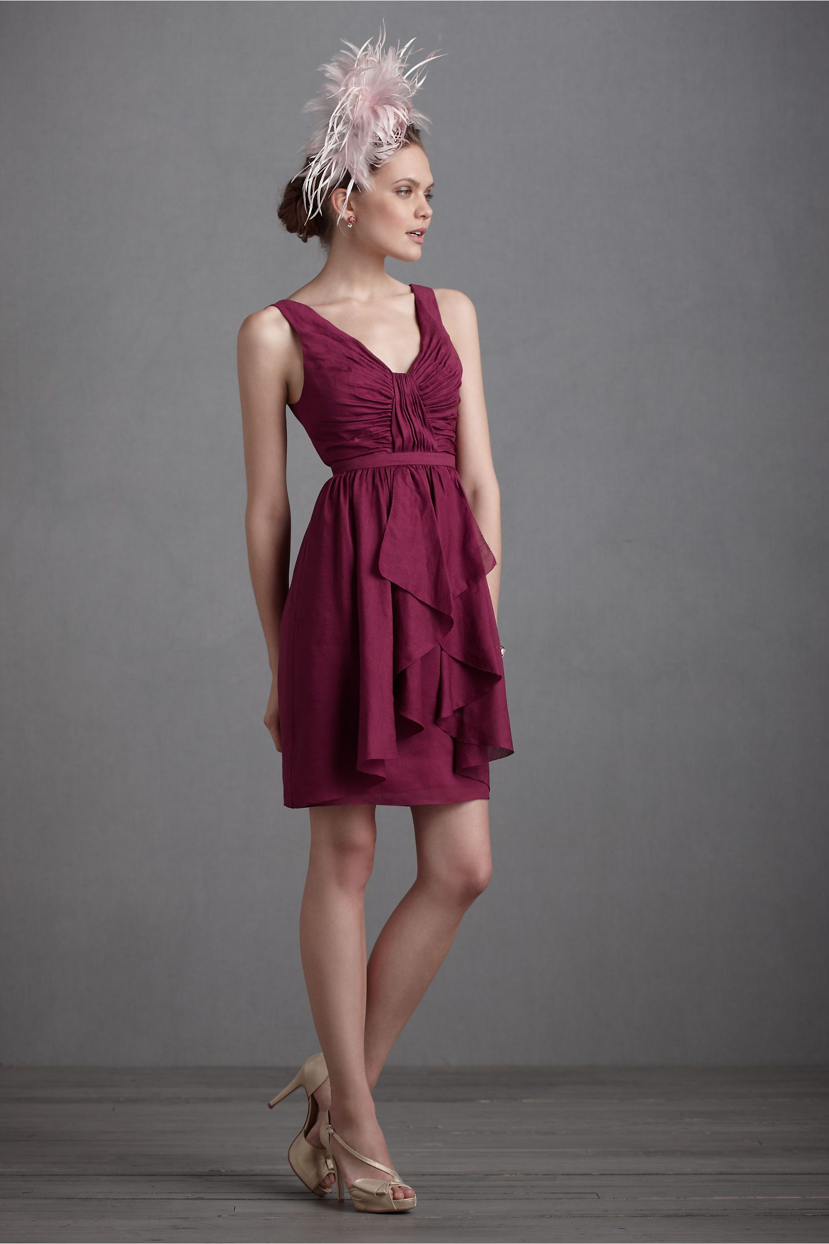 6598fe8c77 I love the Beholden line. Vivacity Shift in SHOP Bridesmaids   Partygoers  Bridesmaid   Party Dresses at BHLDN