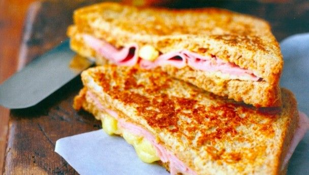 Healthy recipe: Quick and tasty French toasties