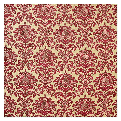 John Lewis Conway Damask Fabric Maroon Damask Curtains Fabric Damask