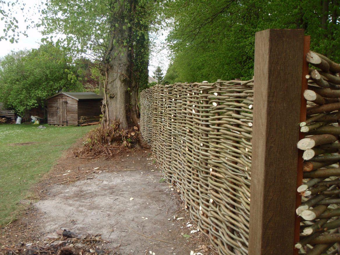 Woven Willow Fencing Willow Fence Willow Fence Panels