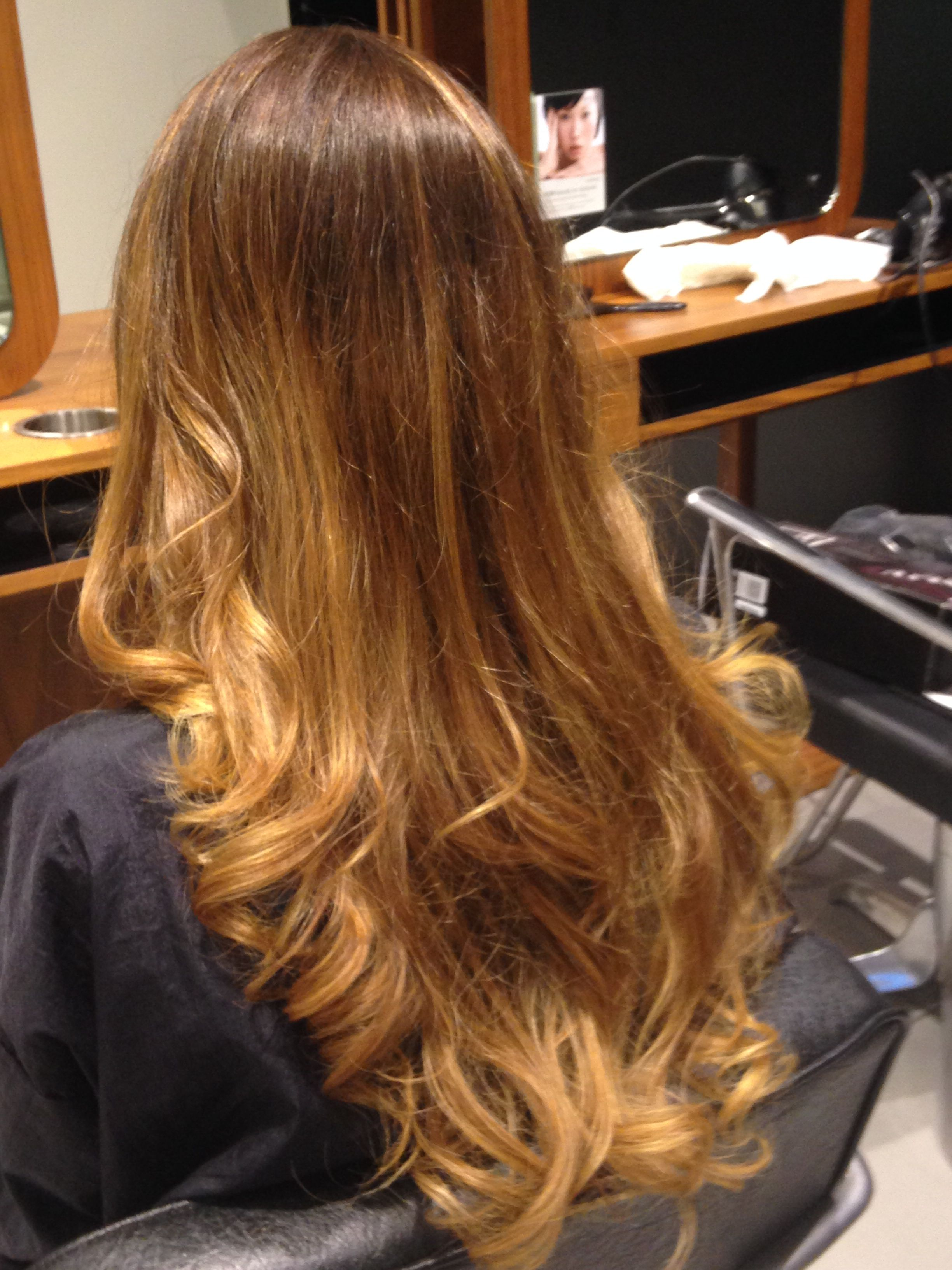 Ballayage Blond en ce qui concerne ballayage #aveda #naturallights #cardiffhair #ontrend | #ballayage