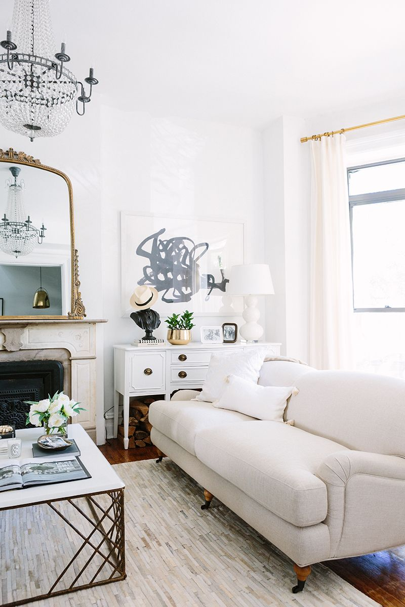 A Gorgeous Parisian-Inspired Apartment in Chicago   Pinterest ...