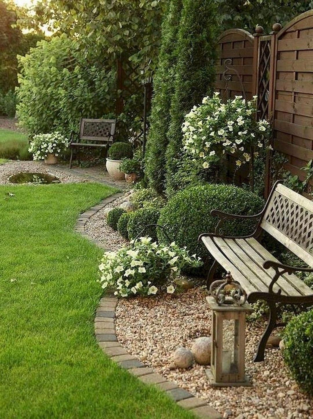 Hard landscaping ideas | Backyard landscape architecture ...