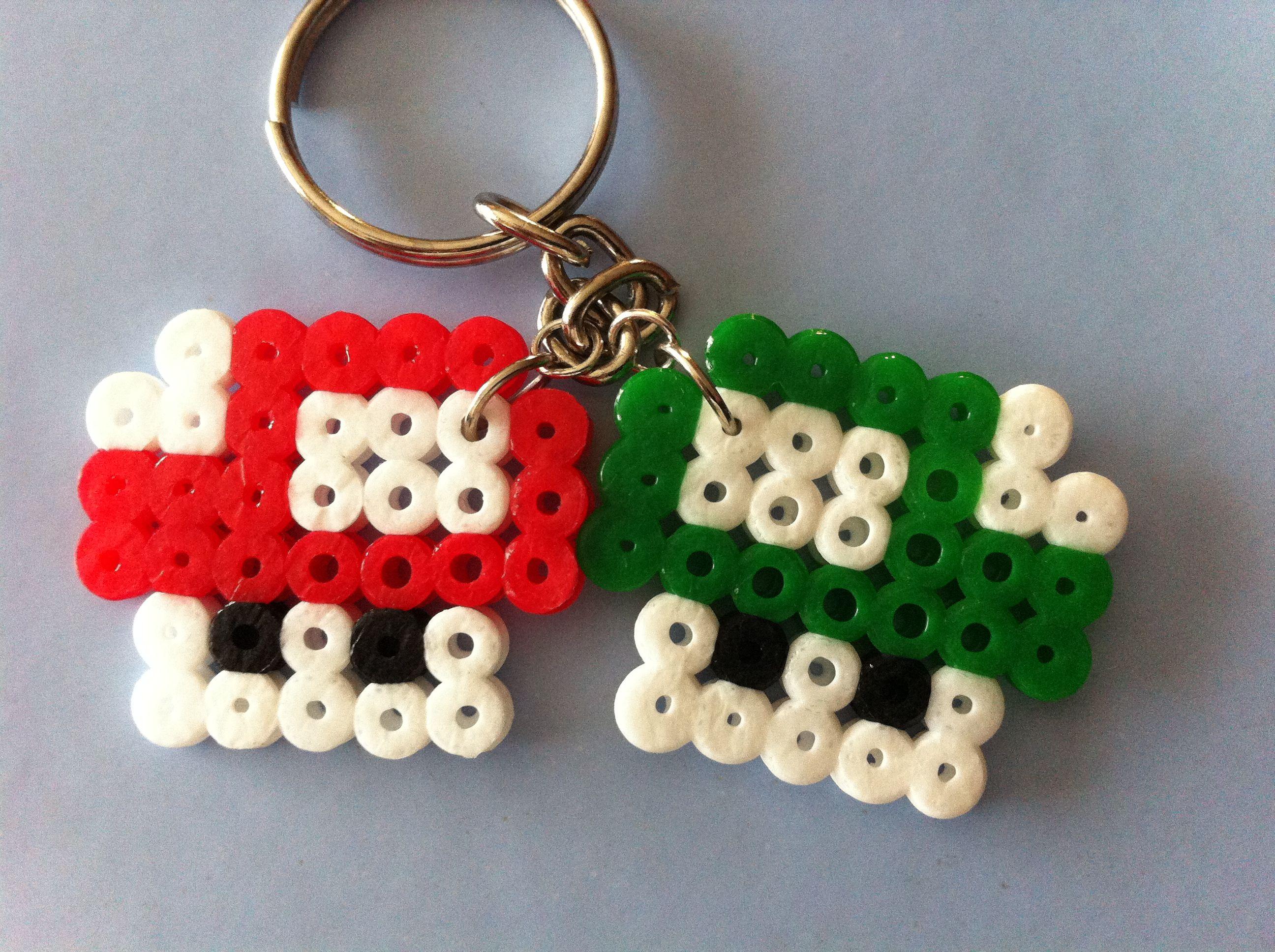 Friki Hama Beads Sacar El Patrón Es Super Fácil Hama Beads Beads Personalized Items