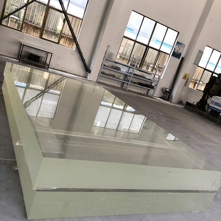 Transparent Clear Acrylic Sheet Cast Thick Plastic Wall Panel Plastic Wall Panels Cafe House Clear Acrylic Sheet