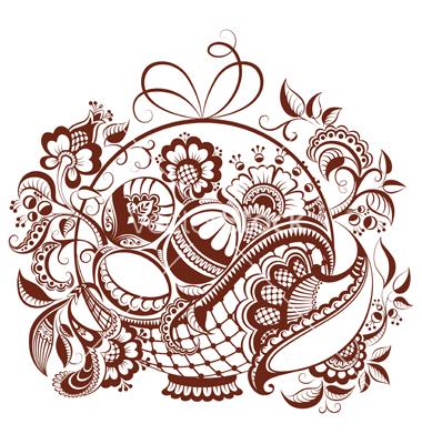 Henna Tattoo Design Stencil  Stencil Designs  Floral