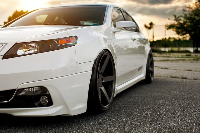 Vossen CV Acura TL Acura Tl Cars And Jdm - Are acura tl good cars