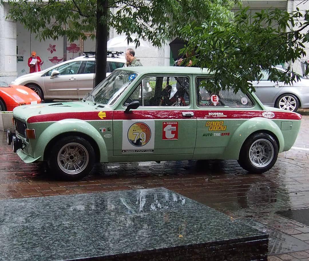 Fiat128np Rally Fiat Fiat128 Fiat128np Fiat128nprally