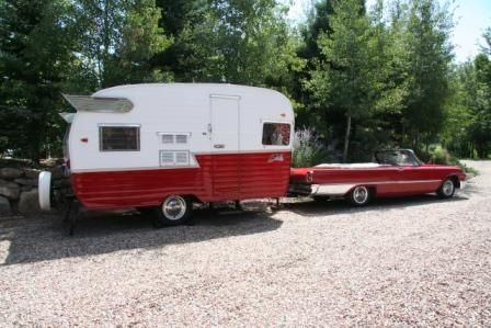 Retro Trailer Design Recreates Vintage Travel Trailers Reminiscent Of The Canned Hams