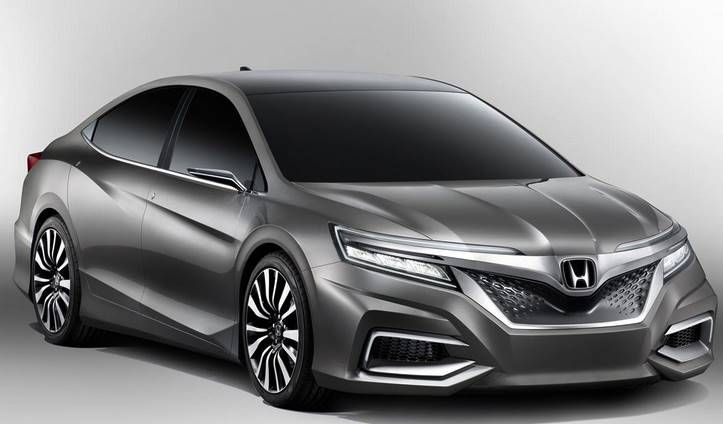 2018 Honda Accord Sport Coupe Redesign