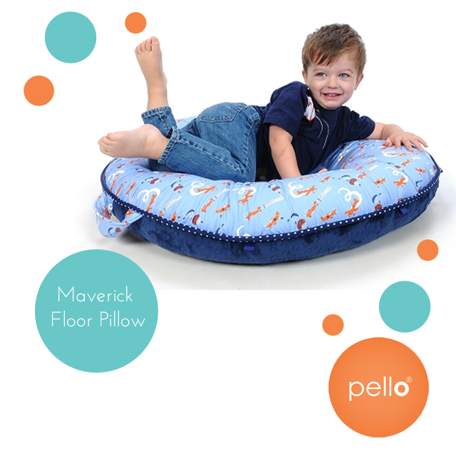 Have you seen all the NEW Pello designs?! Here\'s the Maverick Floor ...