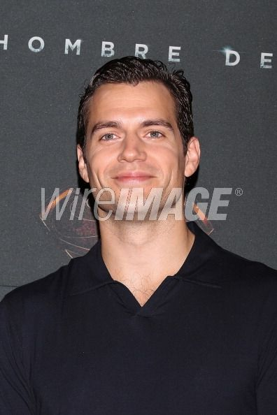 Actor Henry Cavill attends a...