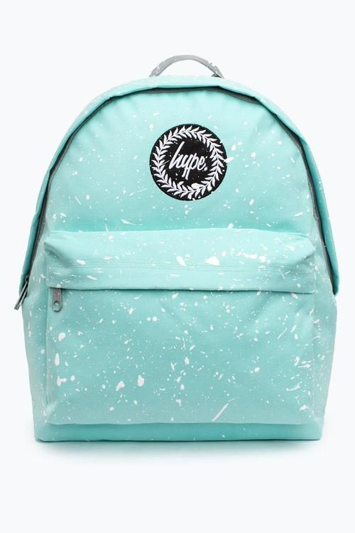 7d9597d2e4 HYPE MINT WITH WHITE SPECKLE BACKPACK