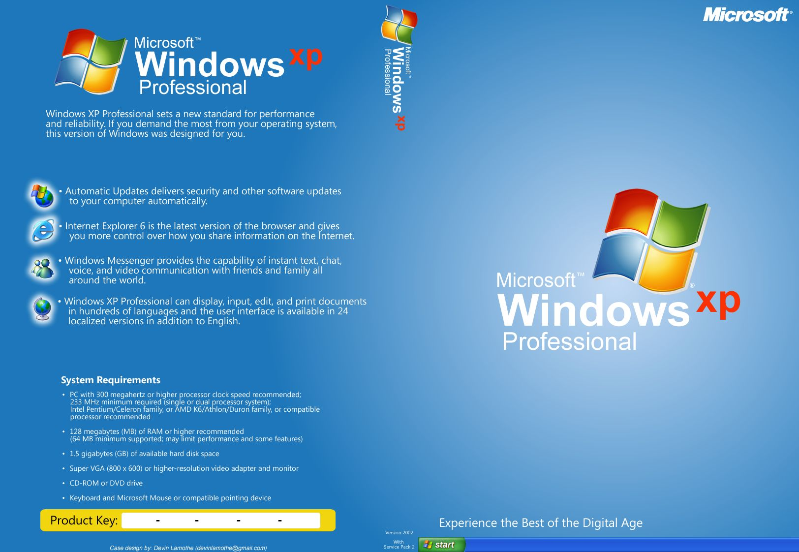 windows xp professional 2002 download