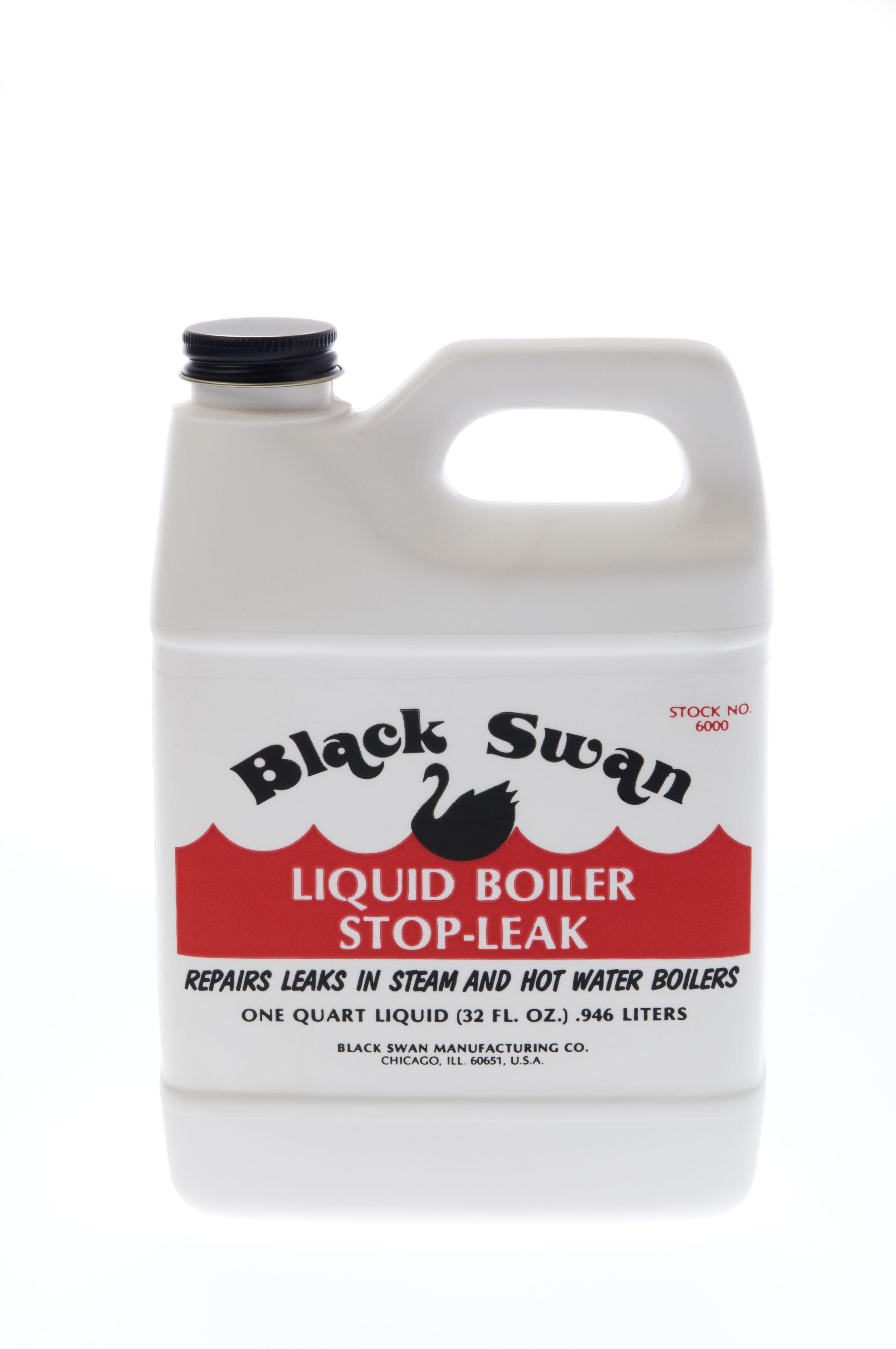 Black Swan Liquid Boiler Stop-Leak is a superior liquid product ...