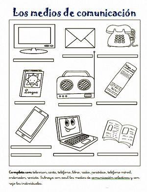 Medios De Comunicacion Para Ninos Web Del Maestro Tecnologias De La Comunicacion Medios De Comunicacion Tecnologia Para Ninos