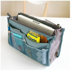 Learn more about the Dual Purse Organizer!