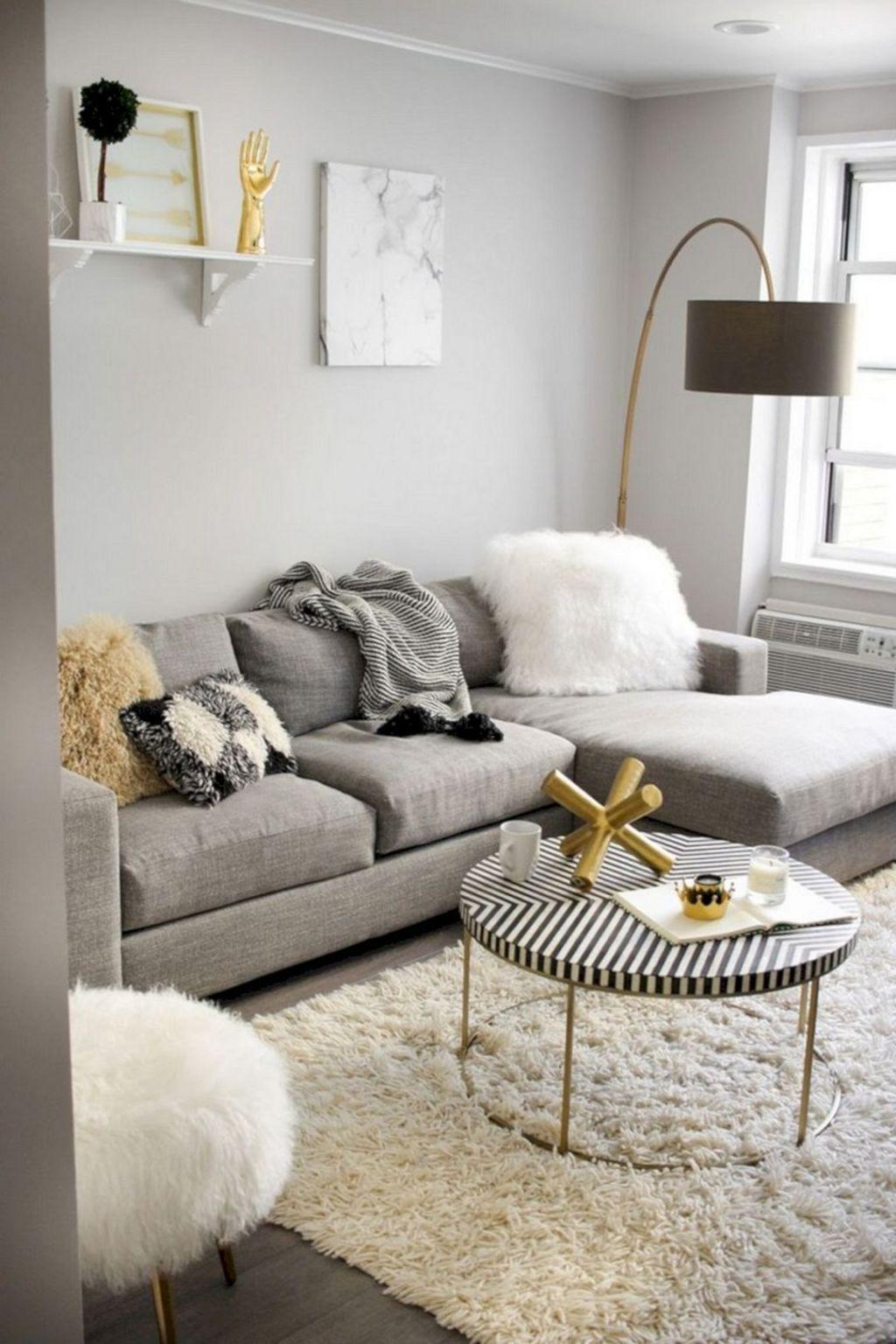 Best Wonderful Grey Living Room Decor Gardening Ideas Cute Living Room Apartment Living Room Design Living Room Decor Apartment
