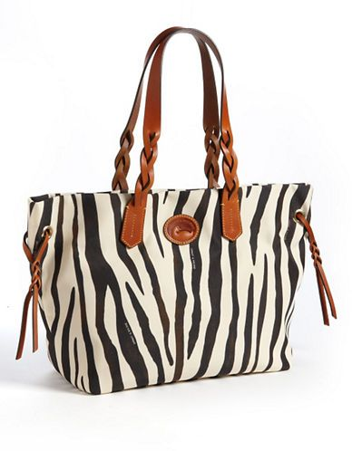 fb1bb3ca9a7e DOONEY & BOURKE Zebra Tote Bag | Wish List | Fashion, Tote bag, Bags