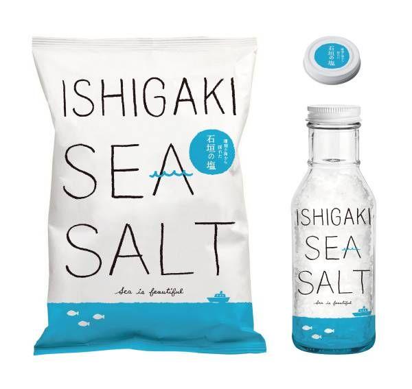 ISHIGAKI SEA SALT