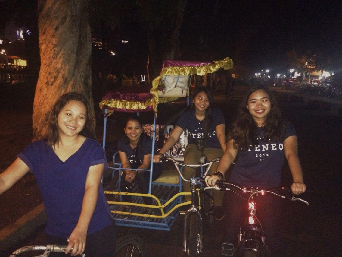 Bikes For Rent At Burnham Park Baguio City Baguio City Baguio