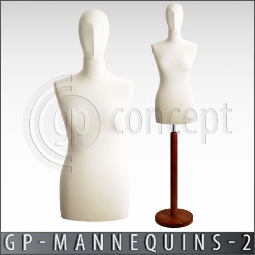 Mannequin Women Female Full Body Shop Display Dressmakers Dummy Tailors Bust UK
