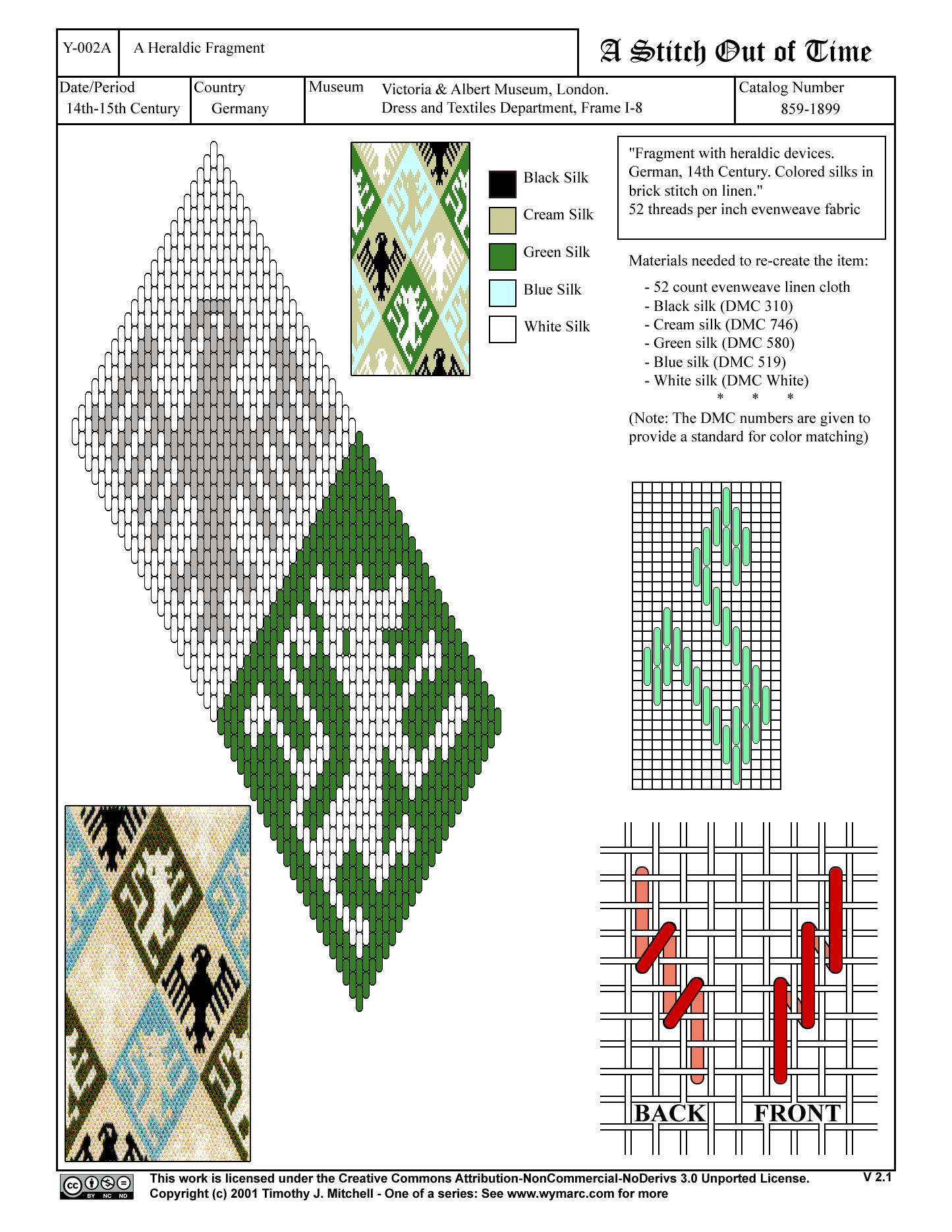 Y002A.png 1,445×1,870 pixels | Embroidery Patterns | Pinterest ...