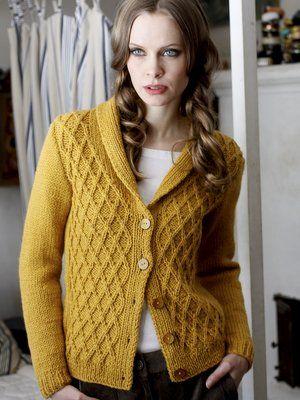 Photo of Naisen neuletakki Novita Isoveli | Novita knits