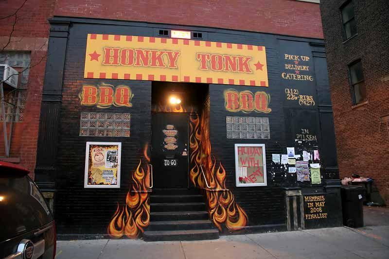 Honky Tonk BBQ, Chicago - Menu, Prices & Restaurant