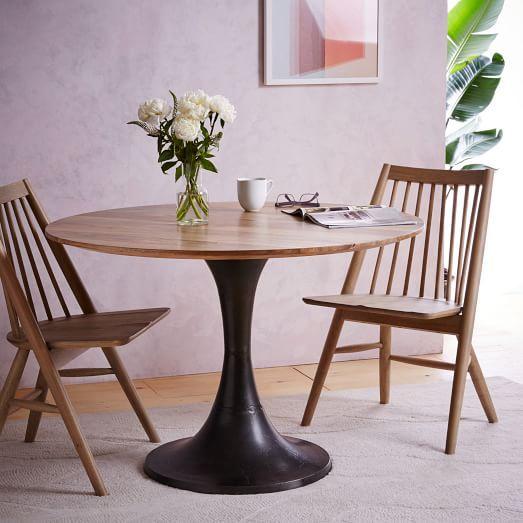 Cast Pedestal Dining Table Pedestal Dining Table Dining Table Contemporary Dining Table