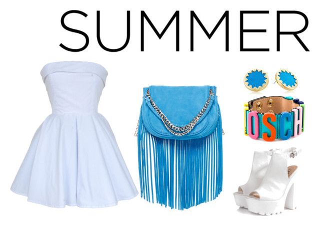 """""""Summer Outfit!"""" by styleiconscloset ❤ liked on Polyvore"""