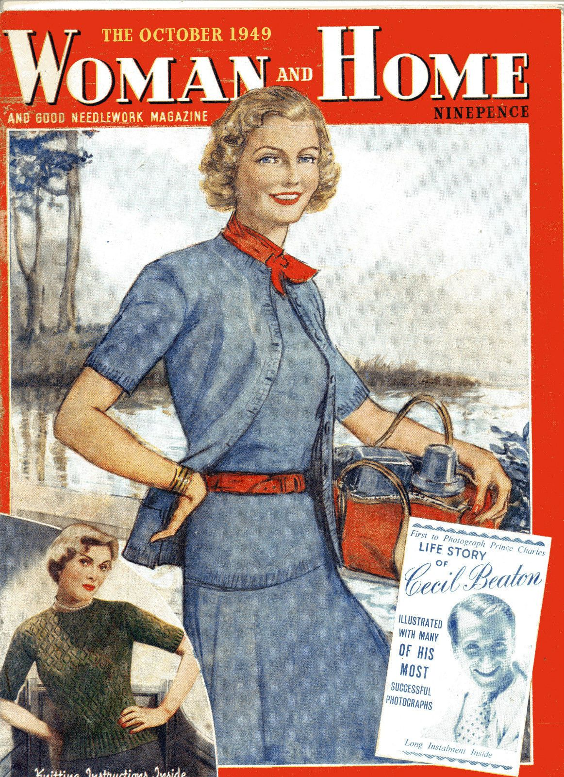 Woman and Home October 1949