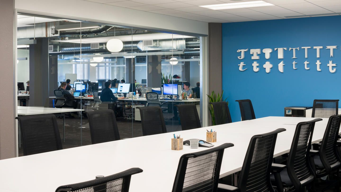 Take a tour of twitters san francisco headquarters officelovin