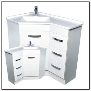 Corner Bathroom Vanity With Sink Google Search