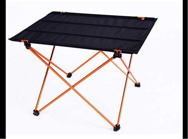 Portable Foldable Folding Table Desk Furniture Outdoor Picnic