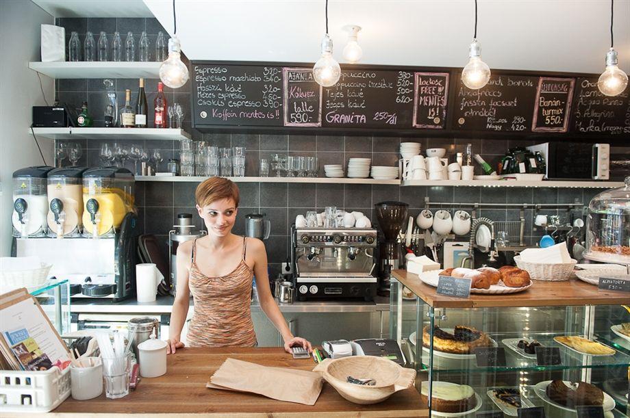 Mikszath Teri Gasztroblokk Egyik Gyongyszeme A Nostro Az Olasz Szo Jelentese Mienk Breakfast Bar Home Decor Minden