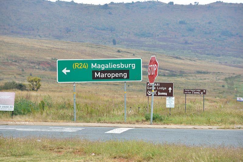 Cradle of humankind maropeng magaliesberg gauteng