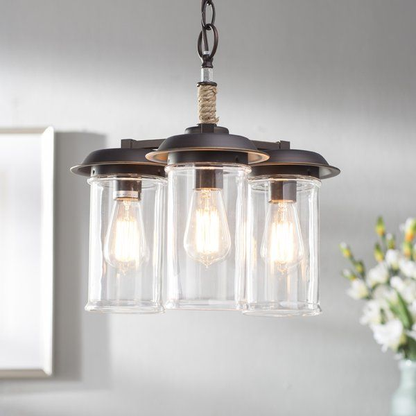 Sorrell 3 light mini chandelier mini chandelier birch lane and chandeliers